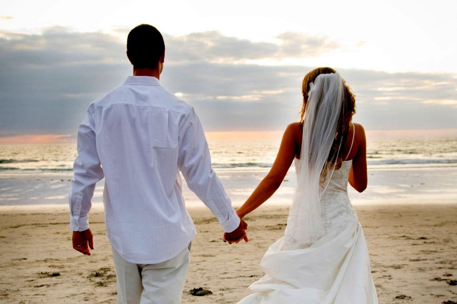 nouveaux mariés